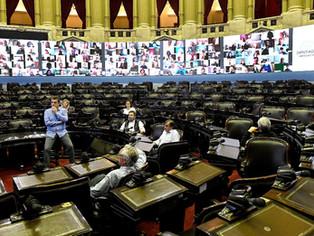 CIPPEC presentó análisis y balance del proceso de virtualidad en la Cámara de Diputados