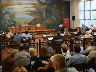 Tigre:nuevos funcionarios y partida de concejales