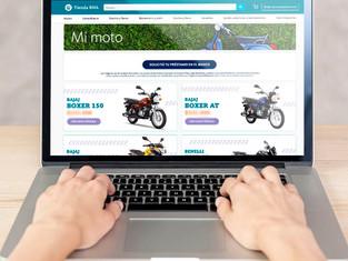 Créditos oficiales para la compra de motos