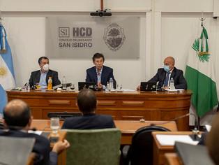 Posse ponderó el rol de la política al inaugurar las Sesiones Ordinarias en el HCD