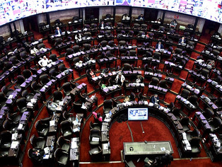 Diputado aprobó el proyecto de Presupuesto 2021