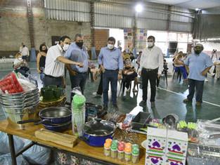 San Martín continúa dando el ejemplo en materia de integración y producción