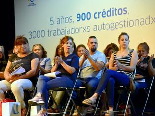 San Martín inclusivo: 3.000 trabajadores beneficiados con microcréditos productivos