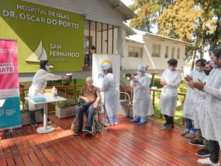COVID desenfrenado: 435 nuevas muertes y 35.884 contagios