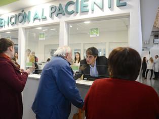 Jorge Macri ingresó al Houssay