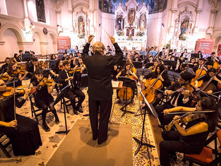 En San Isidro sobresalen los santos