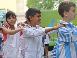 San Fernando celebró el Día de las Personas con Discapacidad