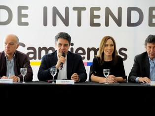 """Vidal acto de campaña con fondos oficiales:""""el mundo le creyó a Macri y a nosotros"""""""