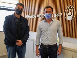 """En Vicente López se preguntan si un """"fracasado"""" puede cuidar la salud de la comunidad"""