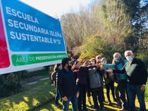 Y Vidal las quería cerrar: Tigre construye escuela sustentable en el delta