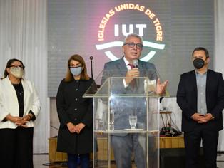 """Julio Zamora """"nueve montañas"""", presentó nueva Dirección de Cultos del Municipio"""
