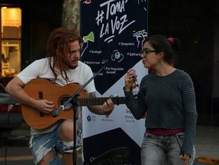 Recital gratuito en San isidro