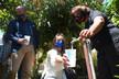 AySa sale del ostracismo: más vecinos y vecinas acceden a la red de agua potable