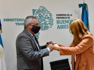 Tigre: primer convenio Colectivo de Trabajo para empleados municipales