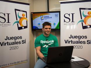 """Alto nivel de participación en los """"Juegos Virtuales SI 2020"""" con fuerte impronta inclusiva"""