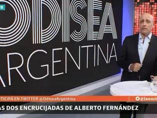 El periodista de La Nación, Pagni, reveló trama extorsiva contra la democracia