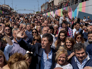Jorge Macri y Posse disputan tierras bonaerenses