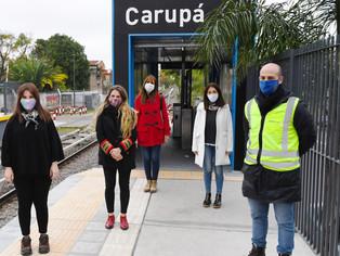Los Universitarios caminamos por el conurbano y a ellos les molesta