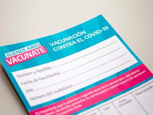 San Isidro aconseja como inscribirse para vacunarse contra el COVID