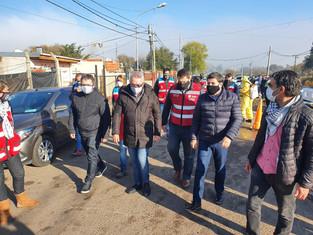Con varios casos de Covid en Tigre, vuelcan todo el aparato estatal