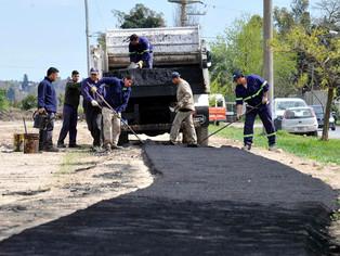Nuevas sendas deportivas para Talar y Torcuato