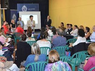 San Isidro: talleres de capacitación