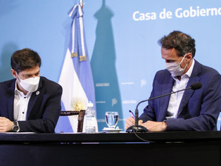 Los K dan vuelta la provincia de Buenos Aires
