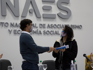 El INAES matriculó a la primera cooperativa, Alt, de colectivo trans con estatuto inclusivo