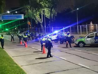 La Policía de Seguridad Vial intensifica los controles