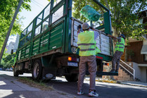 Puntos de recolección de Residuos Especiales