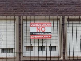 """Excepciones en Vicente López: """"ilegalidad"""" avalada por el voto popular"""
