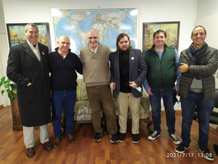 José Luis Espert: de menospreciar al sindicalismo a buscar una foto con Pirillo