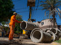 Florida: segunda etapa de obra hidráulica