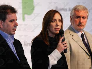Mientras la inseguridad acecha: Vidal presentó una app para denunciar delitos