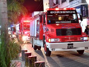 San Fernando solidario con La Matanza