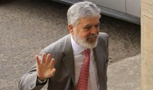 Julio de Vido, solidario, se presenta en Vicente López
