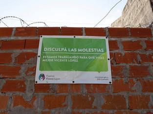 El barrio Gandara celebra un fallo que derriba el muro de la discordia