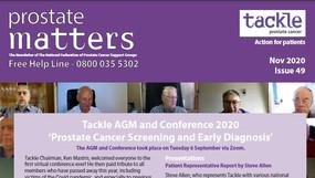 Prostate Matters (Issue 49 - Nov 2020)