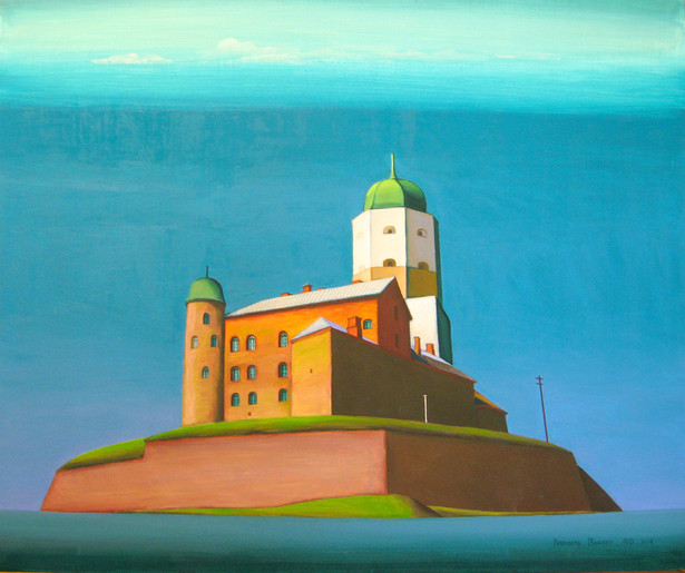 Fortress. Vyborg.