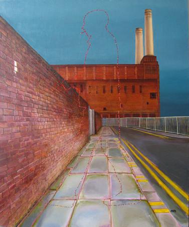 Step 4. Battersea Power.