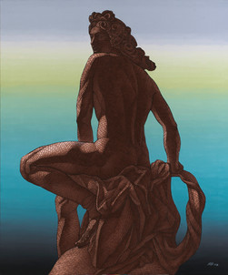 Distopolis. Sculpture - 1MHS312p.