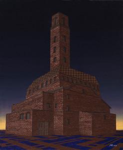 Distopolis. Lighthouse.