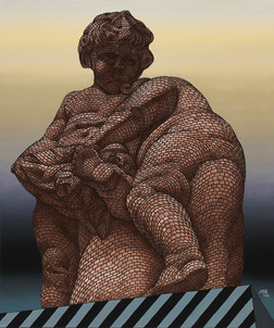 Distopolis. Sculpture - 75a2ch.
