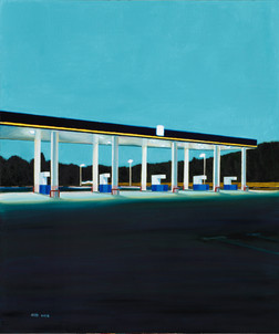 Heavenly Gas Station.