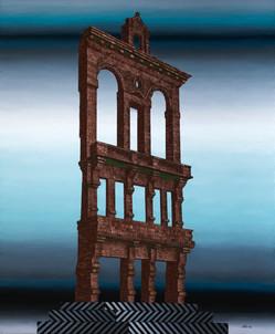 Distopolis. Monument to achitecture.