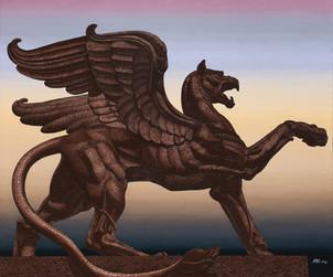 Distopolis. Sculpture - 2xps718gr.