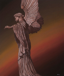 Distopolis. Sculpture # 299 792 458. 201