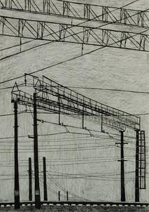 Skhodnya. Wires.