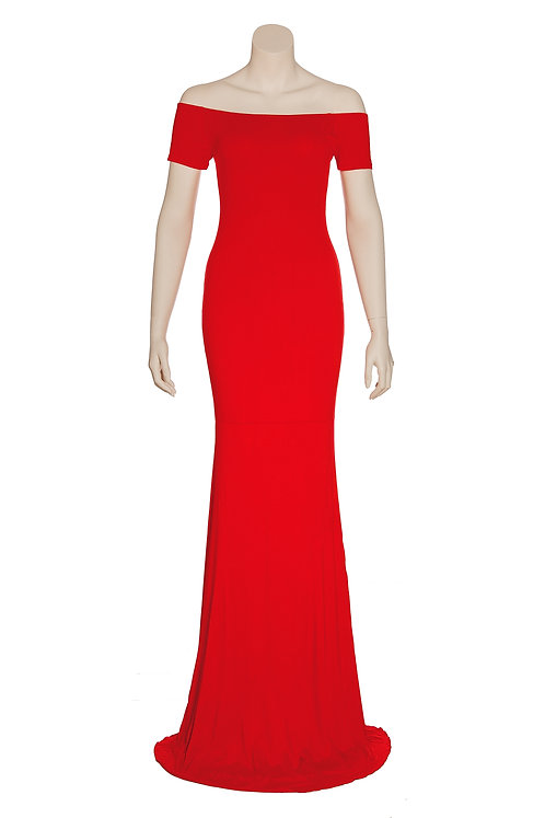 Robe rouge #3