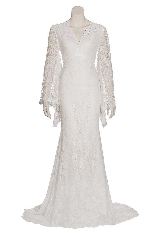 Robe blanche #8
